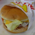 In-N-Out Veggie Burger