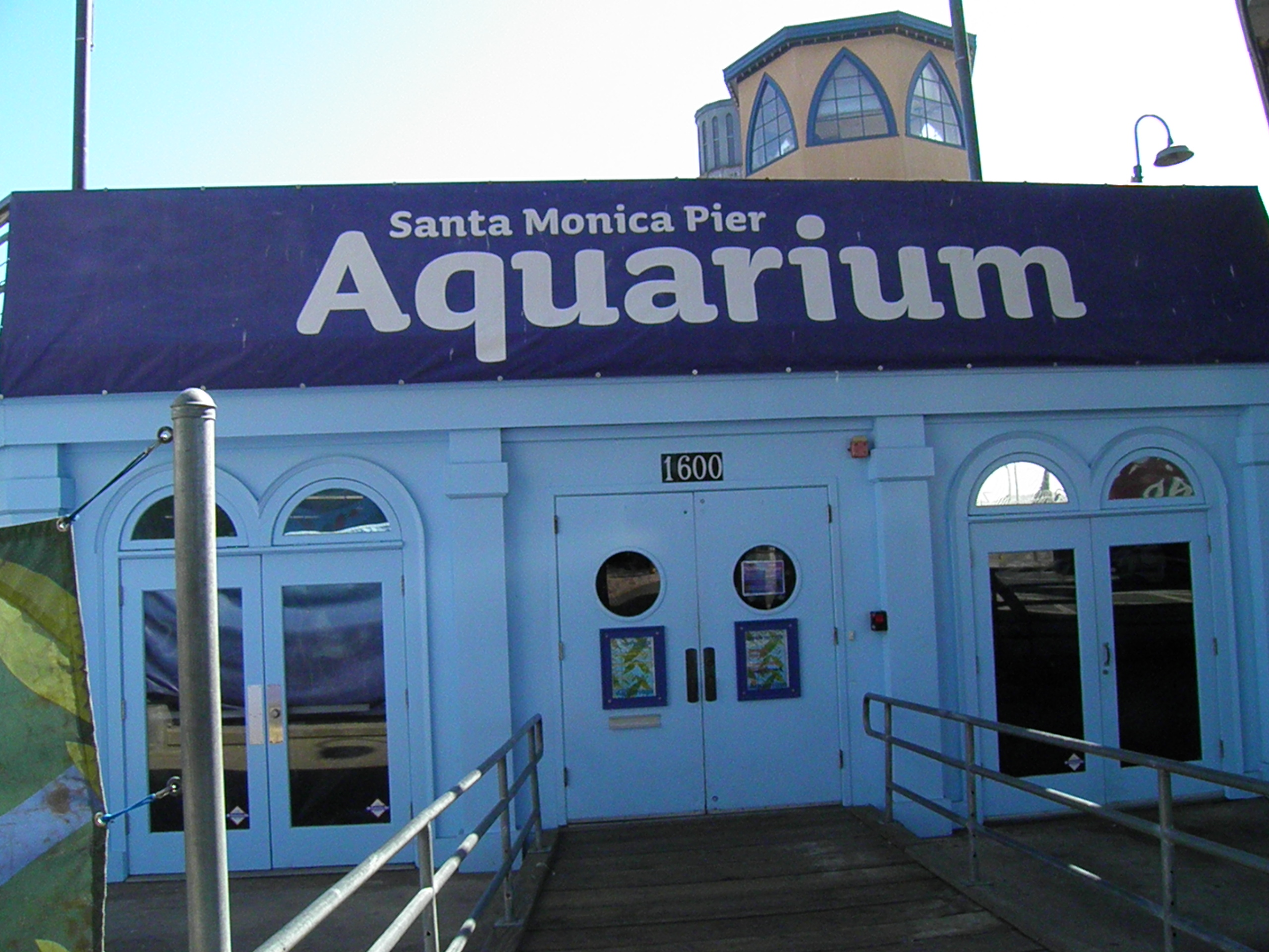 Santa Monica Pier Aquarium Animaltourism News
