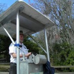 Boat to Homosassa Springs Wildlife Park