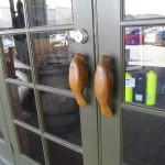 American Pro Dive cool manatee door handles