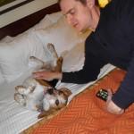 Huck likes La Quinta