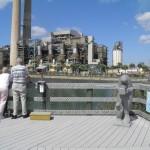 Tampa Electric Manatee Viewing Area Platfor