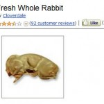 Fresh Whole Rabbit