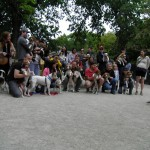 Tompkins Square Beagle Meetup group shot