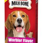 Warbler Flavored Milkbones